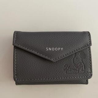 スヌーピー(SNOOPY)のSNOOPY三つ折財布(財布)