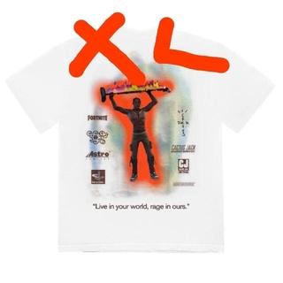 カクタス(CACTUS)の【XL】Travis Scott Fortnite Rage Emote(Tシャツ/カットソー(半袖/袖なし))