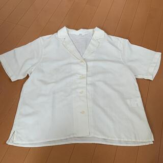 ユニクロ(UNIQLO)のカイキンシャツ(シャツ/ブラウス(半袖/袖なし))