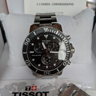 ティソ(TISSOT)のダイバーズウオッチ TISSOT シースター(腕時計(アナログ))
