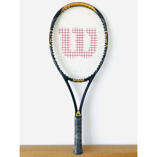 ウィルソン(wilson)の【希少】ウィルソン『K BLADE ブレード ツアー』テニスラケット/G2(ラケット)