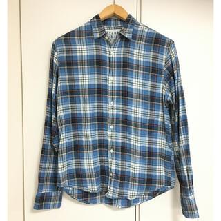 ロンハーマン(Ron Herman)の【期間限定価格】フランク&アイリーンのチェックシャツ(シャツ)