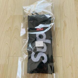 シュプリーム(Supreme)のNIKE supreme ソックス ブラック 26〜27.5(ソックス)