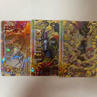 スクウェアエニックス(SQUARE ENIX)のクロスブレイド 2.3弾 GR 3枚(シングルカード)
