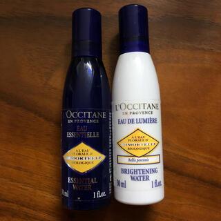 ロクシタン(L'OCCITANE)のロクシタン イモーテル 化粧水とふき取り化粧水 2本セット(化粧水/ローション)
