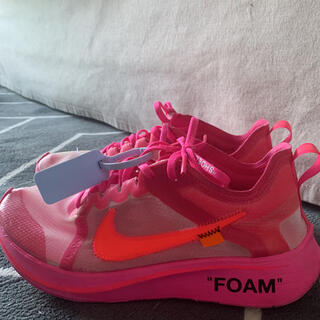 OFF-WHITE - OFF-WHITE × NIKE ZOOM FLY