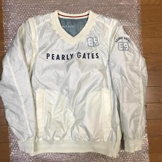 PEARLY GATES - pearlygatesゴルフロゴ刺繍&プリント中綿スニードサイズ1
