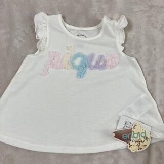 gelato pique - 【新品未使用・タグ付き】70-80ジェラートピケ  Tシャツ