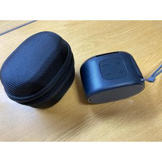 SONY - 【値下げ】専用保護ケース付SONY ワイヤレススピーカーSRS-XB01ブラック