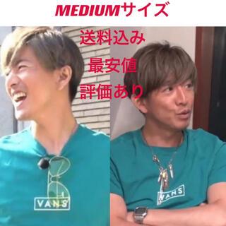 VANS - 【木村拓哉さん着用モデル】VANS BOX LOGO Tシャツ ①