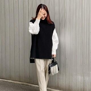 アメリヴィンテージ(Ameri VINTAGE)のAmeriVINTAGE 完売品 3wayシャツセットニットトップス(ニット/セーター)