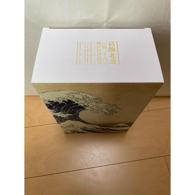 MEDICOM TOY(メディコムトイ)のBE@RBRICK 葛飾北斎「神奈川沖浪裏」 100% & 400% エンタメ/ホビーのフィギュア(その他)の商品写真