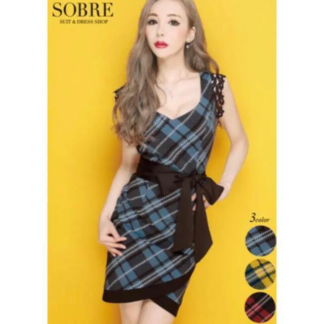 SOBRE ドレス レディースのフォーマル/ドレス(ミニドレス)の商品写真