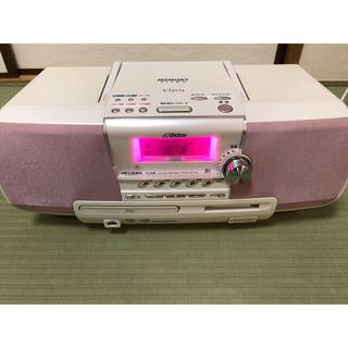 ビクター(Victor)のVictor RD-M2-P 2007年製 リモコン付き 動作品(その他)