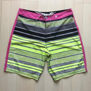 ハーレー(Hurley)のHurley Pantom Bord Shorts Size 34(水着)