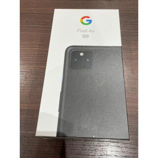 Google pixel 4a 5G 128GB Black SIMフリー