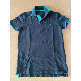 アメリカンイーグル(American Eagle)のアメリカンイーグルポロシャツ Sサイズ(ポロシャツ)