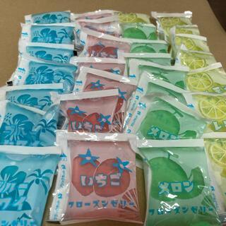 【コストコ】フローズンゼリーミックス 30個入り いちご レモン ゼリー(菓子/デザート)