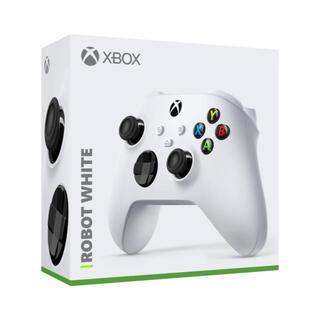 Xbox - Microsoft XBOX ワイヤレスコントローラー(ホワイト)