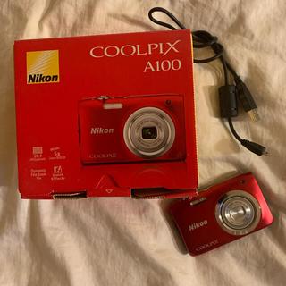 Nikon - Nikon COOLPIX A100 2005万画素
