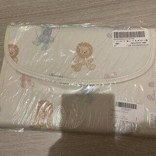 ジェラートピケ(gelato pique)のジェラピケ 母子手帳ケース  Lサイズ ぬいぐるみモチーフ(母子手帳ケース)