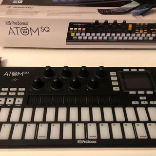 PRESONUS ATOM SQ 多機能MIDIコントローラー(MIDIコントローラー)