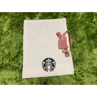 スターバックスコーヒー(Starbucks Coffee)のスタバ ギフトバッグ(ノベルティグッズ)