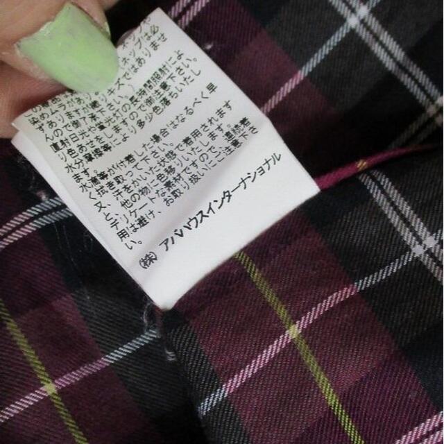 ABAHOUSE(アバハウス)のメンズ★【ABAHOUSE/アバハウス】チェック長袖BDシャツ サイズ2 メンズのトップス(シャツ)の商品写真