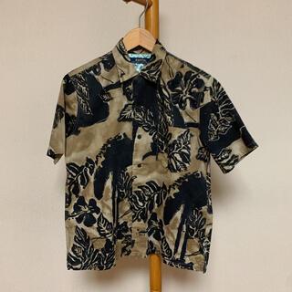 KAPITAL - 美品 KAPITAL キャピタル アロハシャツ オープンカラーシャツ サイズ0