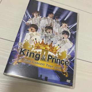 King&Prince FirstConcertTour2018 DVD