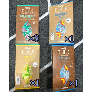 メイジ(明治)のお菓子 箱 工作 クラフト チョコレート(菓子/デザート)