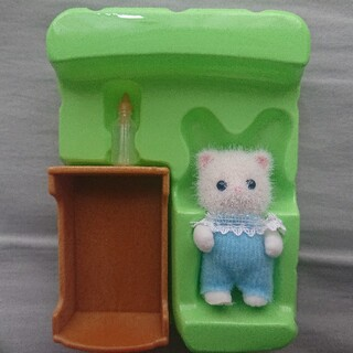 エポック(EPOCH)のシルバニア ペルシャネコの赤ちゃん(ぬいぐるみ/人形)