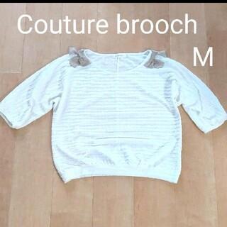 クチュールブローチ(Couture Brooch)のクルーチュブローチトップス(カットソー(長袖/七分))