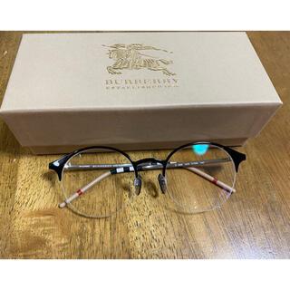 BURBERRY - バーバリーBurberry 眼鏡 メガネ