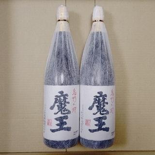 芋焼酎 魔王 1800ml 2本(焼酎)