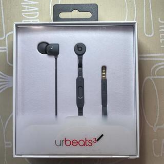ビーツバイドクタードレ(Beats by Dr Dre)のbeats urbeats3 3.5mmジャック接続 Gray(ヘッドフォン/イヤフォン)