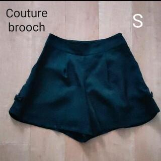 クチュールブローチ(Couture Brooch)のクルーチュブローチ ショートパンツ(キュロット)