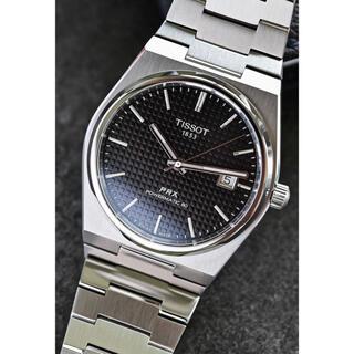 ティソ(TISSOT)の☆売切価格 TISSOT PRX  自動巻☆   シーマスター  ノーチラス(腕時計(アナログ))
