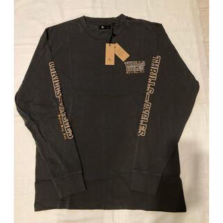 ロンハーマン(Ron Herman)の新品 THRILLS スリルズ 長袖Tシャツ ロンT 袖プリント(Tシャツ/カットソー(七分/長袖))