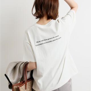 イエナ(IENA)のイエナTシャツ(Tシャツ(半袖/袖なし))