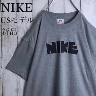 NIKE - 【新品】【海外モデル】ナイキ 復刻タグ ゴツナイキ Tシャツ ルーズフィット