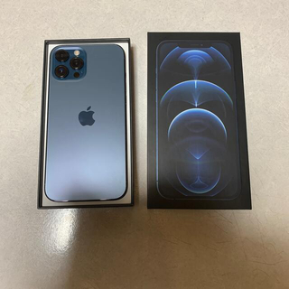 iPhone - iPhone 12 Pro Max PacificBlue 256GB