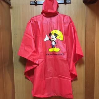 ディズニー(Disney)のレインコート ミッキー(レインコート)