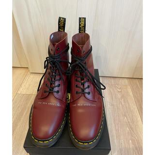 アンダーカバー(UNDERCOVER)の19SS UNDERCOVER × Dr.Martens ブーツ マーチン(ブーツ)