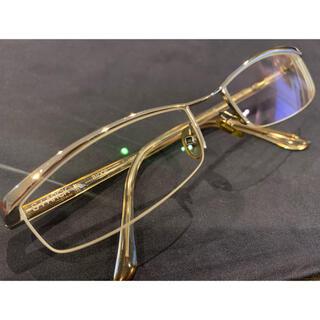 アランミクリ(alanmikli)のアランミクリ スタルクアイズ  PL0001 0003 シルバー(サングラス/メガネ)