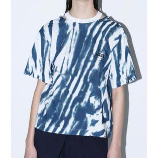 VANS - TOGA × VANS / Tie dye ribbon T-shirt のっち