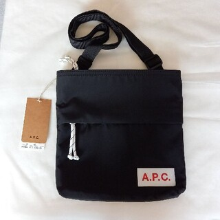 A.P.C - <A.P.C.> SACOCHEPROTECTION バッグ☆タグ付き新品未使用