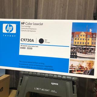 ヒューレットパッカード(HP)のhp プリントカートリッジ C9730A(OA機器)