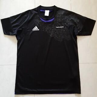 adidas - adidas アディダス 速乾 Tシャツ free football メンズ L