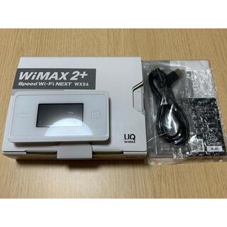 NEC - WiMAX2+ WX06 モバイルルーター